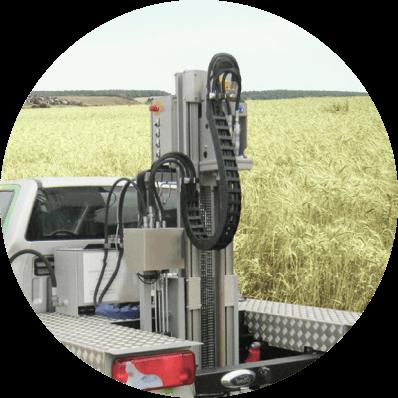 Автоматический отбор с GPS